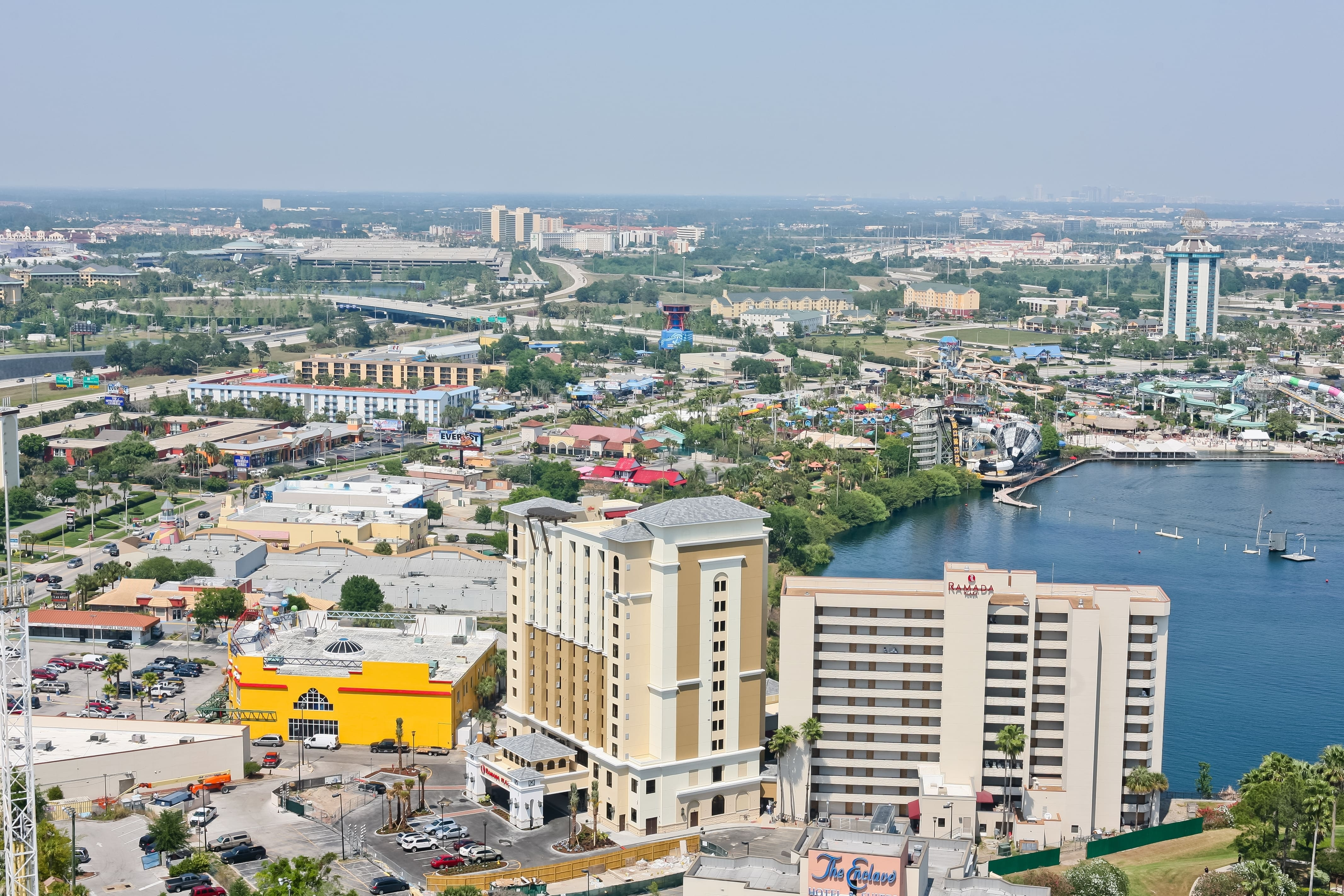 Ramada Plaza By Wyndham Orlando Resort  U0026 Suites Intl Drive