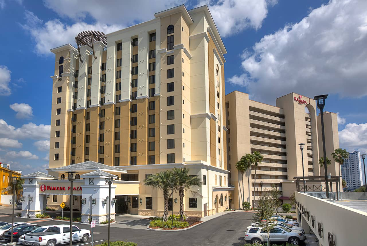 Ramada Plaza Resort and Suites Orlando International Drive in  Kissimmee,  Florida