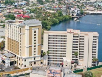 at the Ramada Plaza Resort and Suites Orlando International Drive in Orlando, Florida