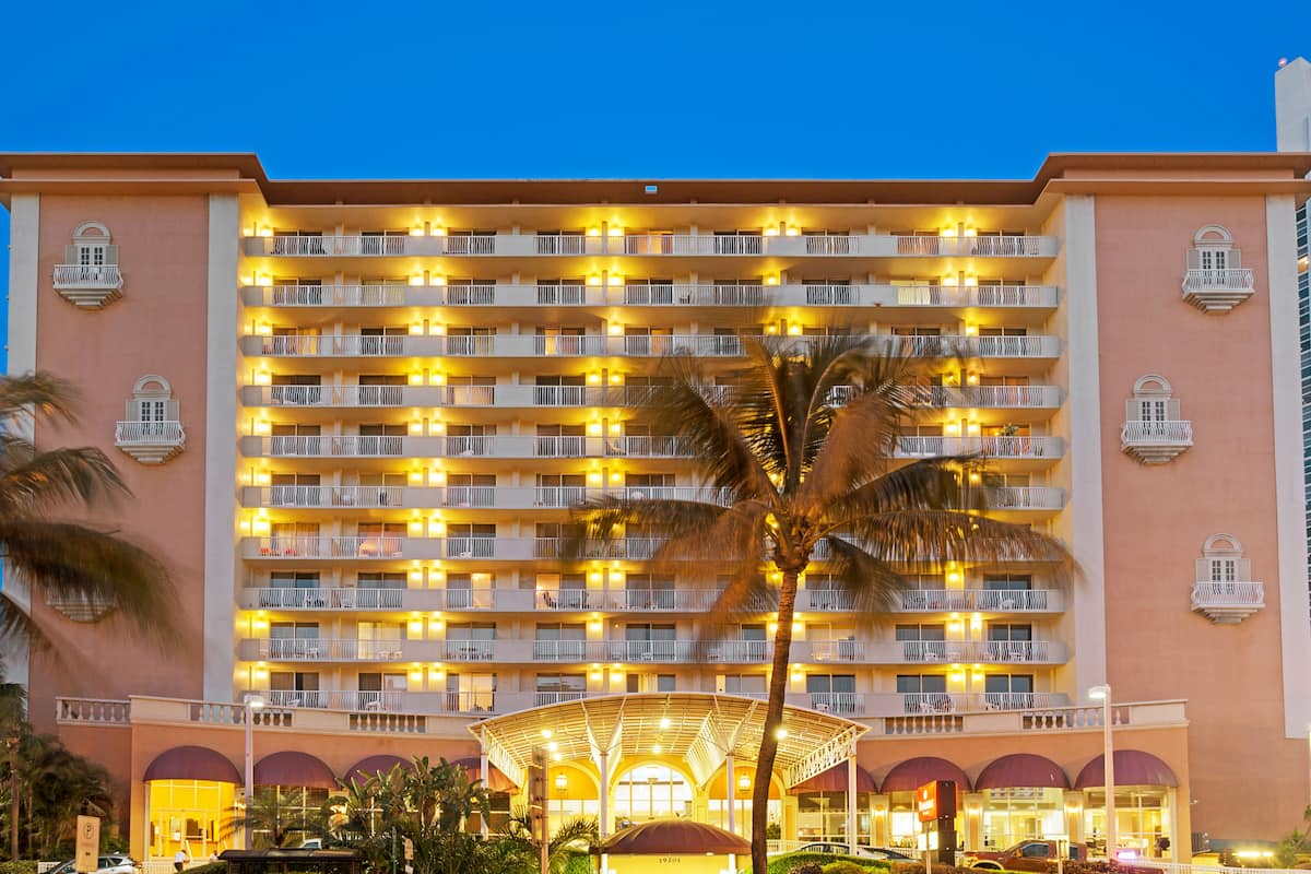 Ramada Plaza by Wyndham Marco Polo Beach Resort | Sunny Isles Beach ...