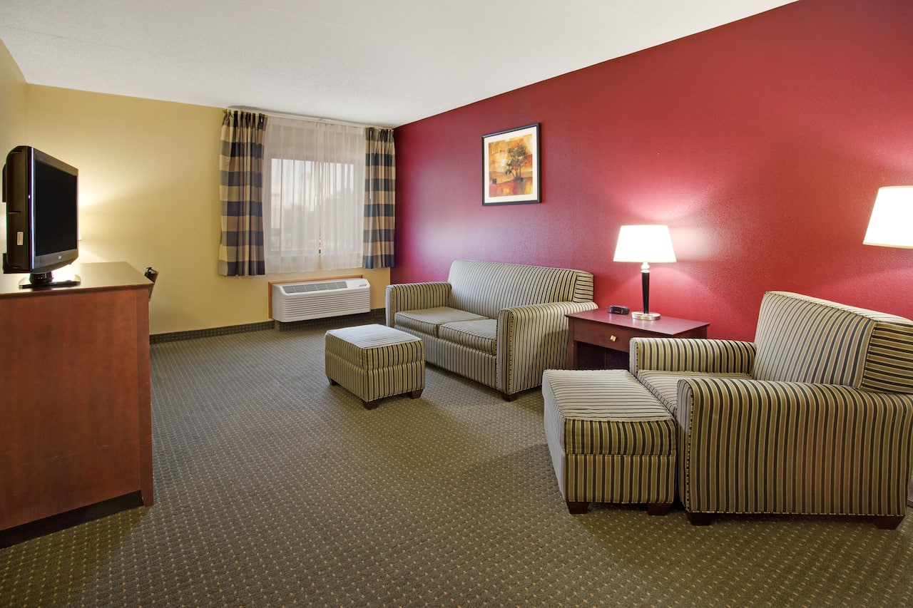 at the Ramada Bettendorf in Bettendorf, Iowa
