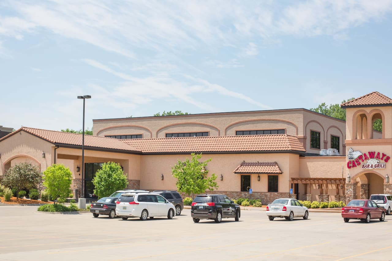 Ramada Tropics Resort / Conference Center Des Moines in Johnston, Iowa