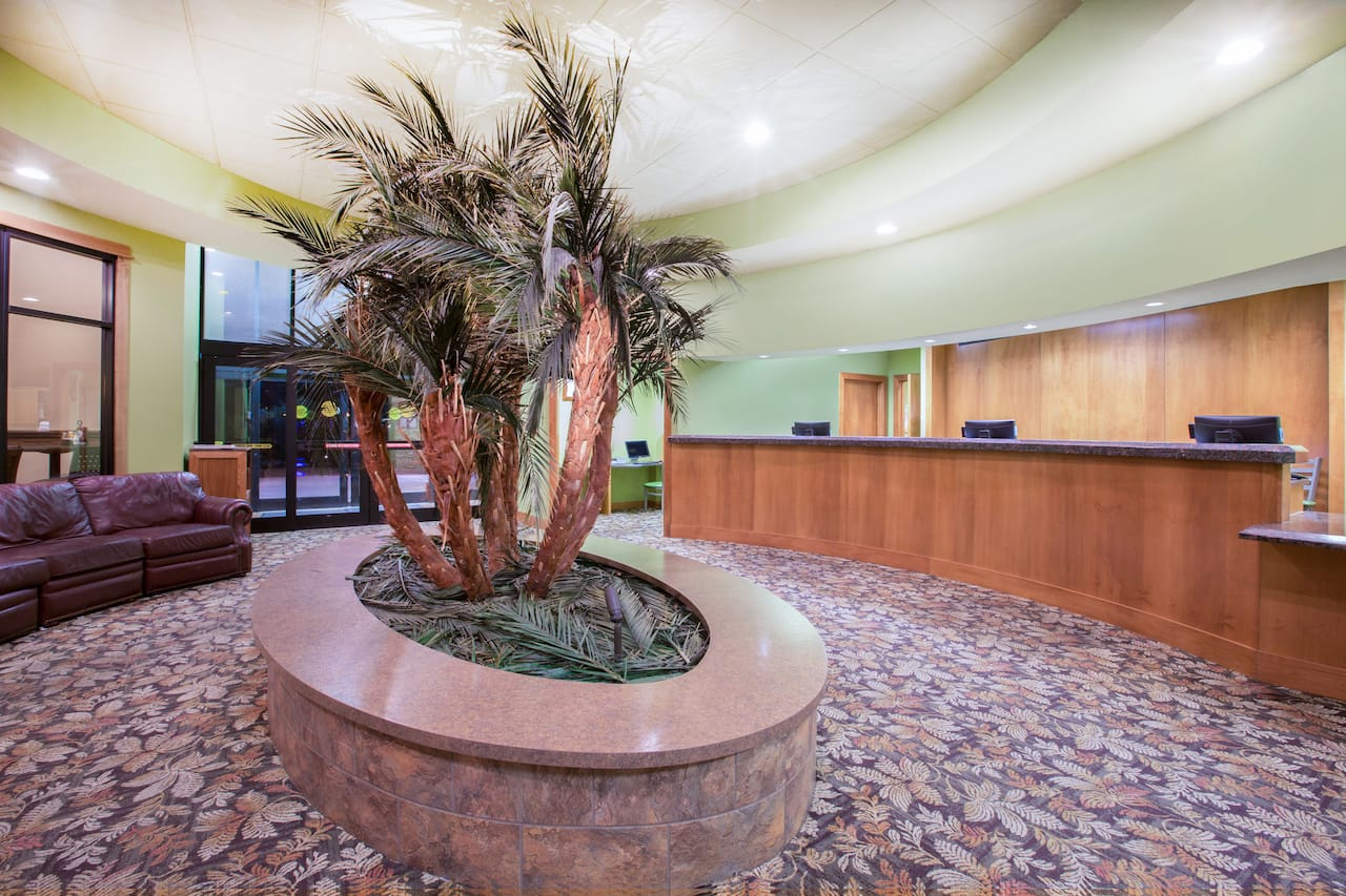 at the Ramada Tropics Resort / Conference Center Des Moines in Des Moines, Iowa