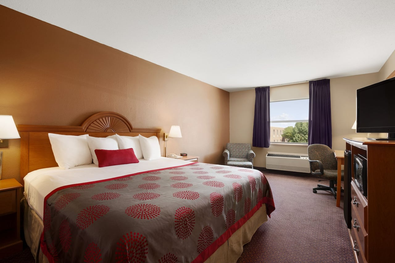 at the Ramada Sioux City in Sioux City, Iowa