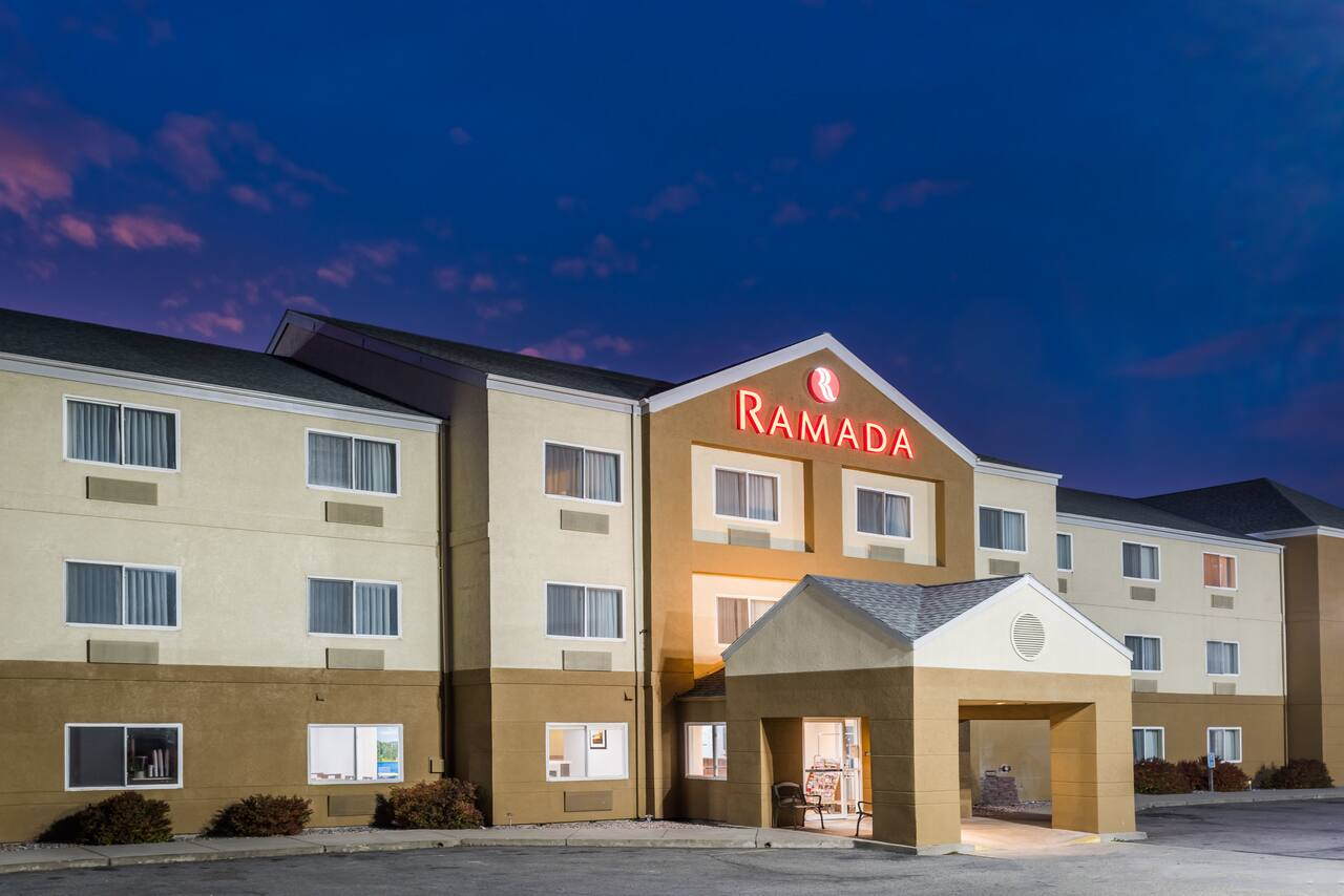 Ramada Coeur d'Alene in  Spokane Valley,  Washington