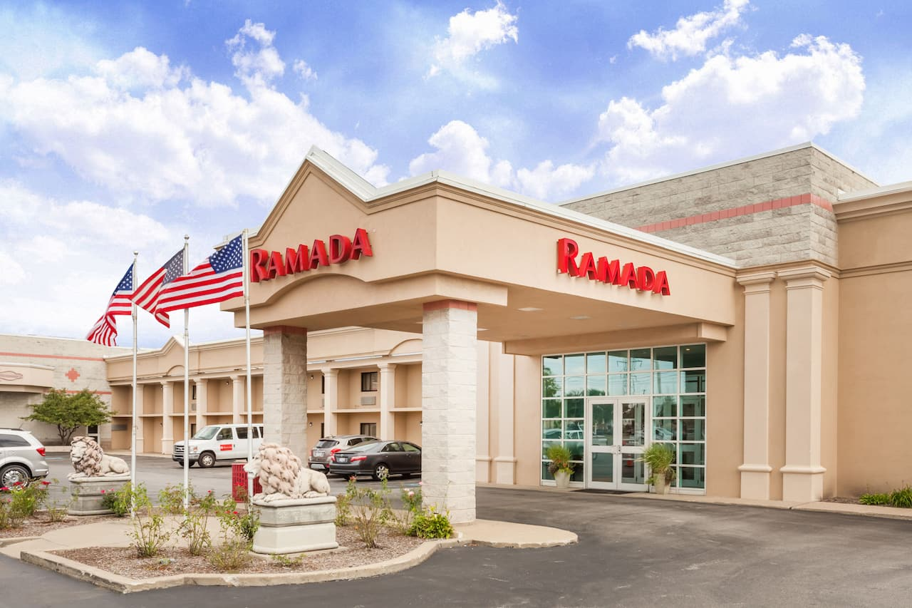 Ramada Hammond Hotel & Conference Center in Blue Island, Illinois