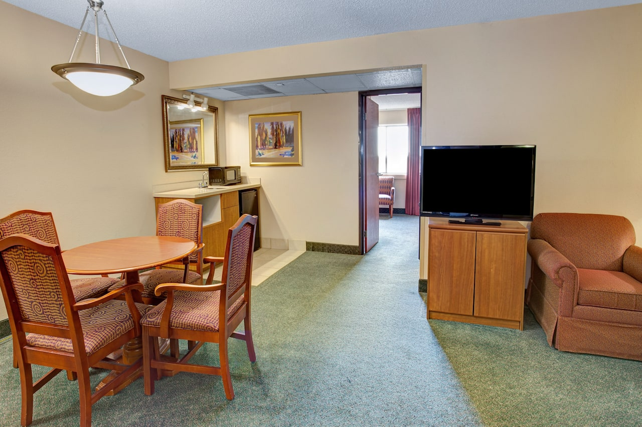 at the Ramada Indianapolis Airport in Indianapolis, Indiana