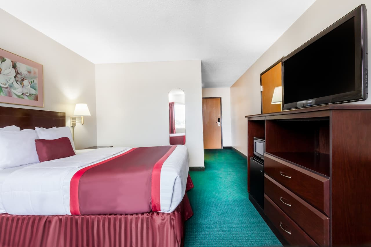 at the Ramada Limited Tell City in Tell City, Indiana