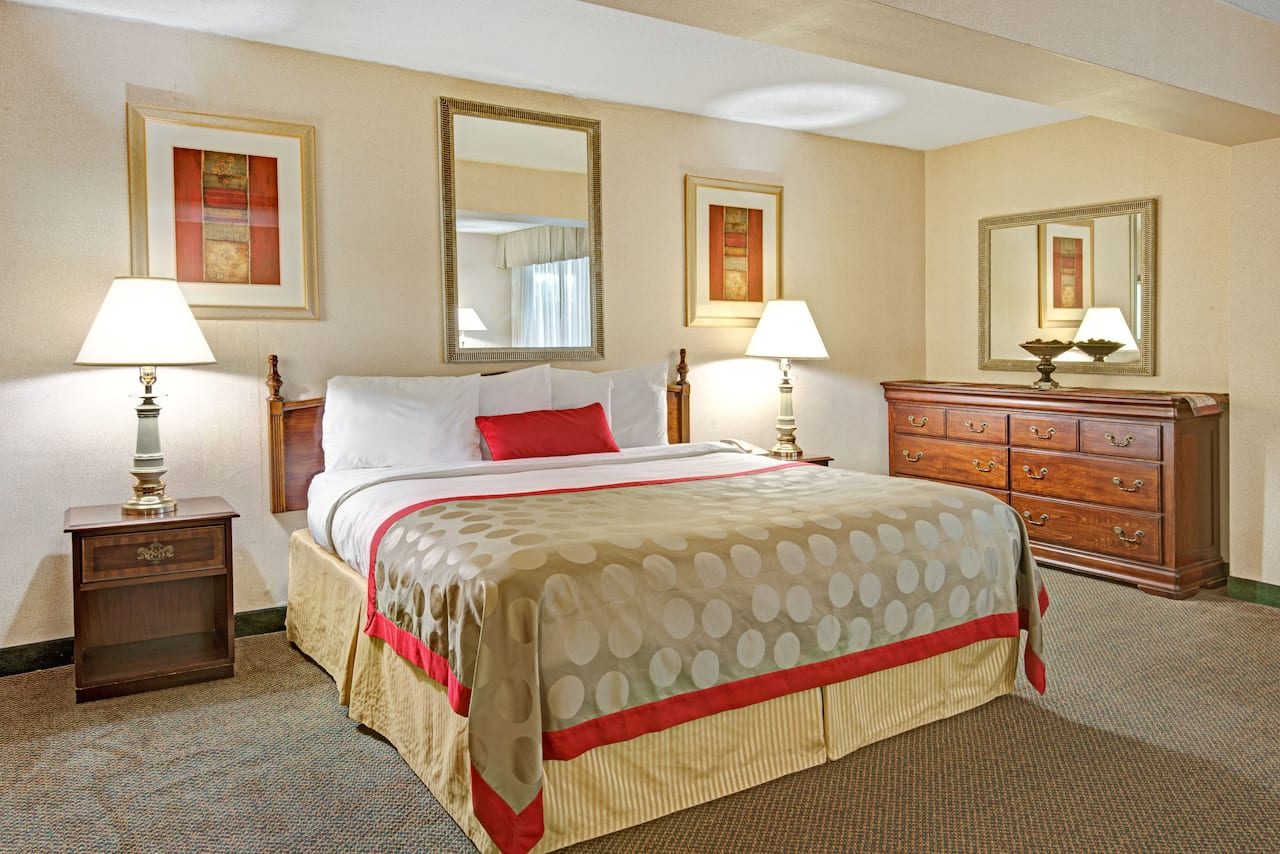 at the Ramada Overland Park in Overland Park, Kansas