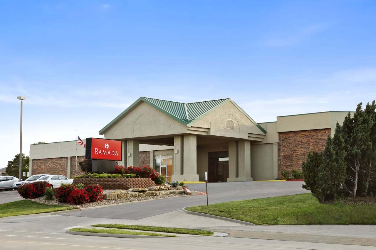 Ramada Topeka West in Topeka, Kansas