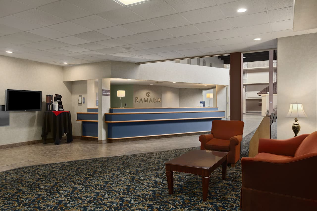 at the Ramada Topeka West in Topeka, Kansas