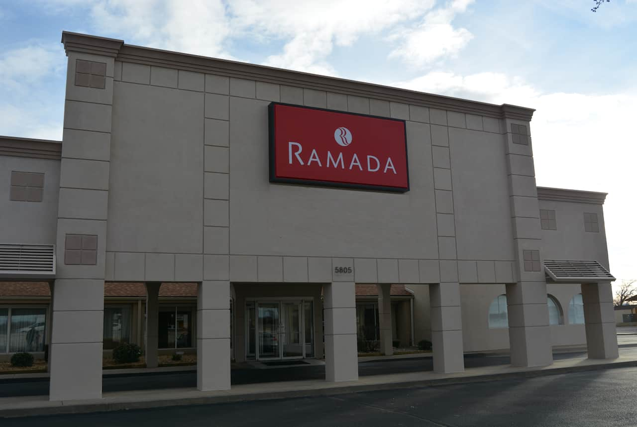 Ramada Wichita Airport in Andover, Kansas