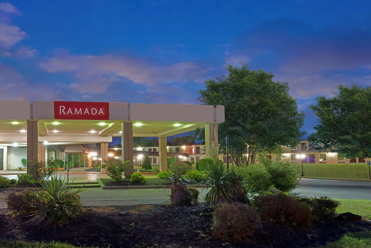 Ramada Louisville North in Jeffersonville, Indiana