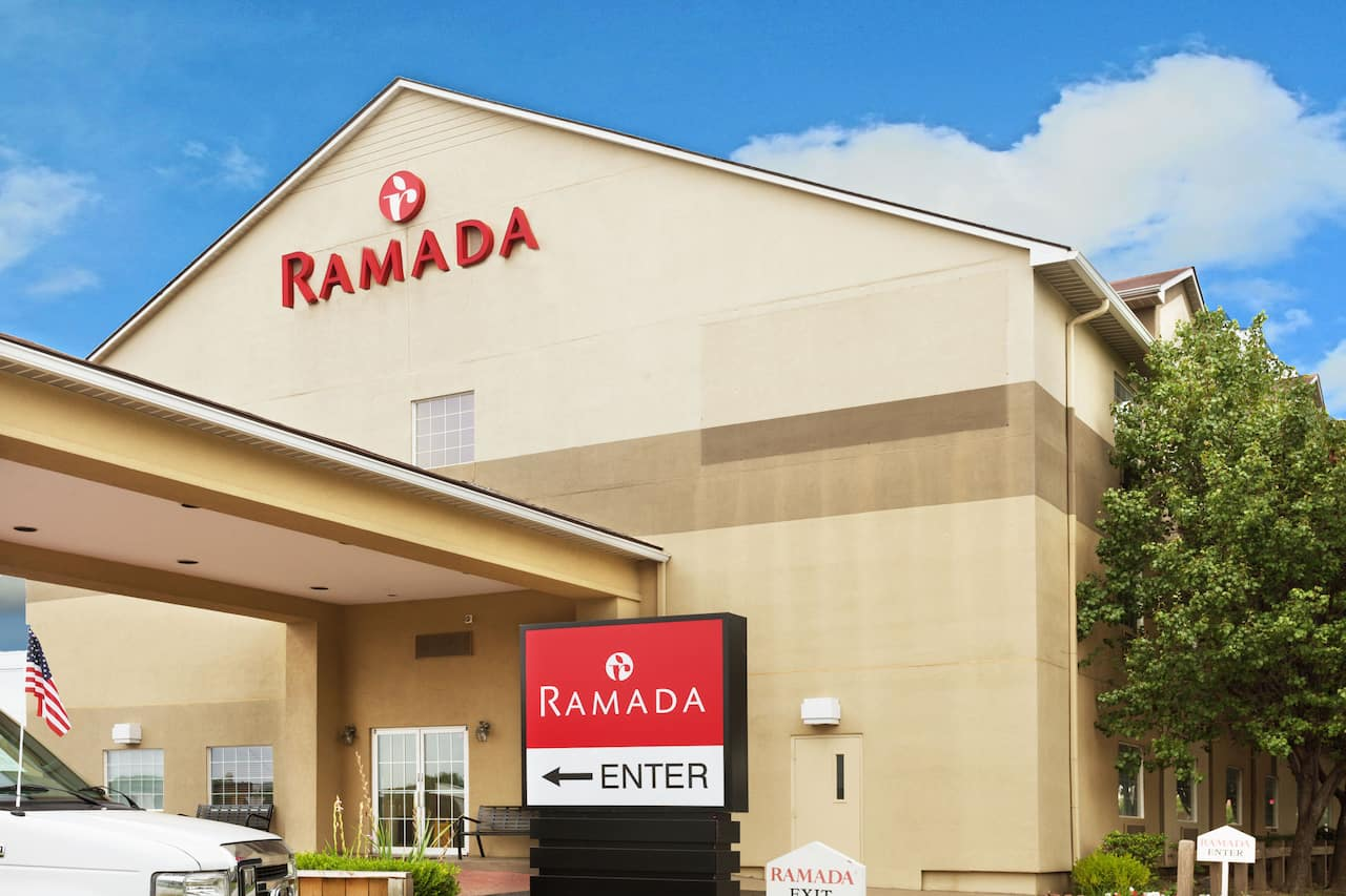 Ramada Louisville Expo Center in Sellersburg, Indiana