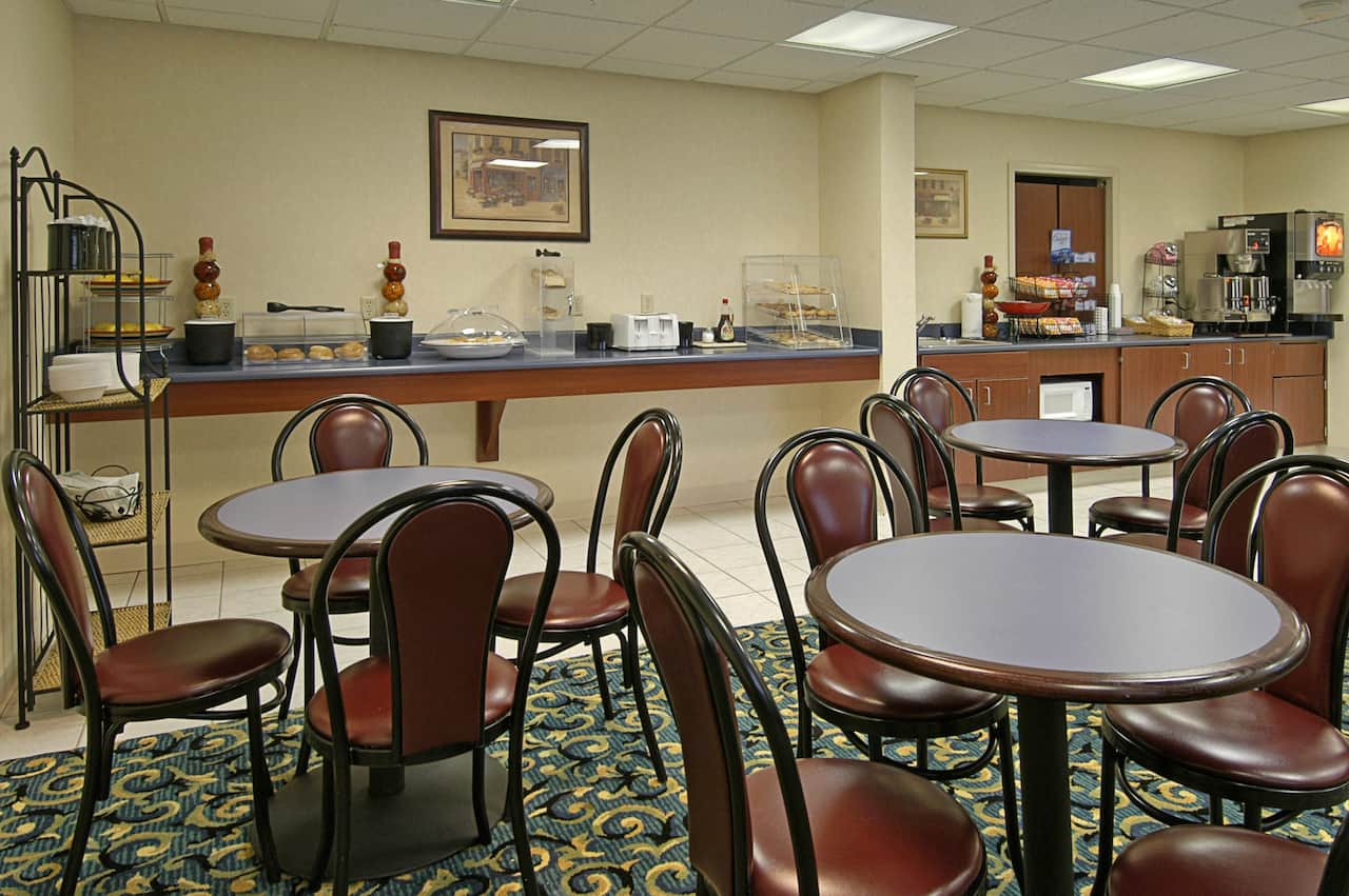 at the Ramada Limited Mount Sterling in Mount Sterling, Kentucky