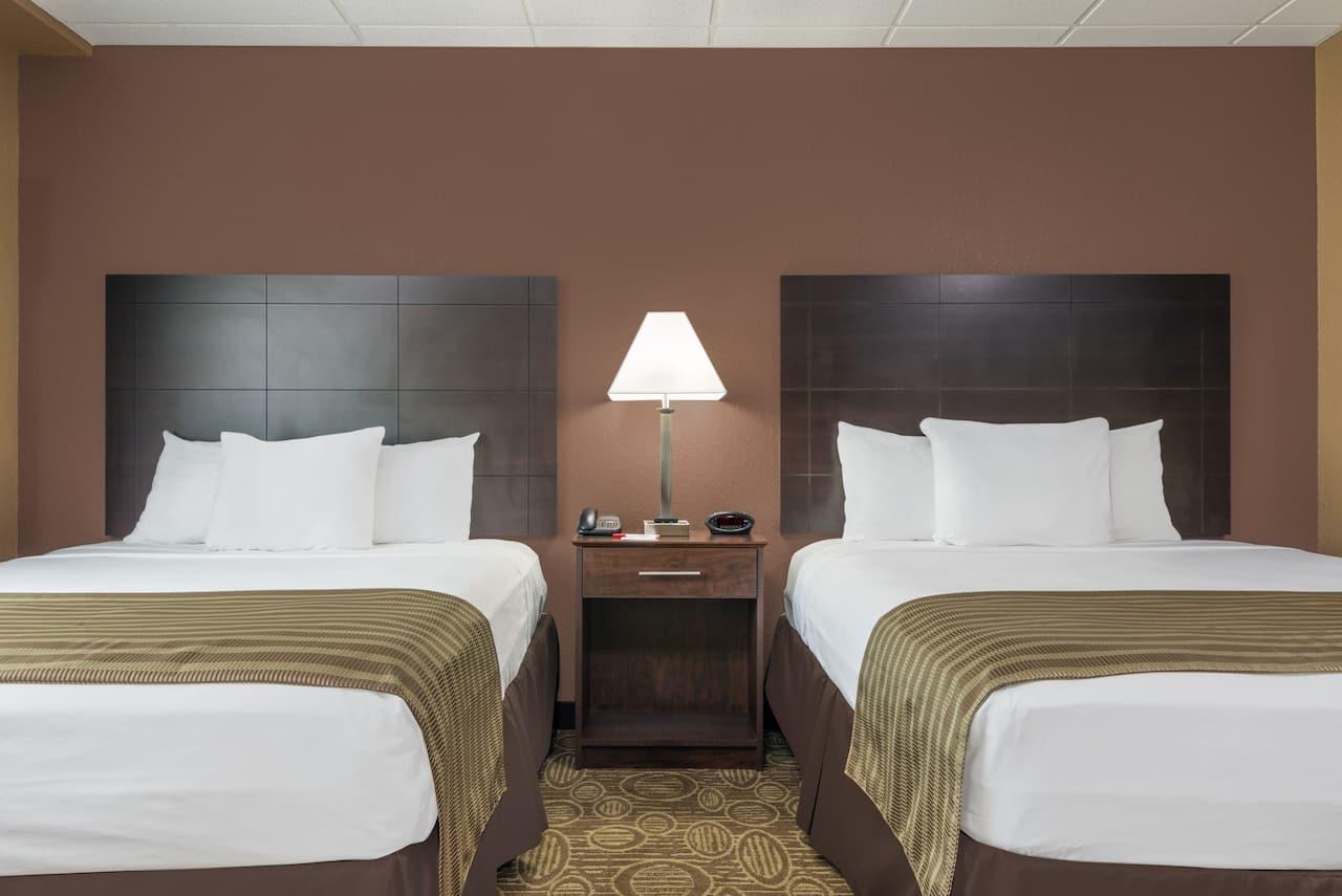 at the Ramada Paintsville Hotel & Conference Center in Paintsville, Kentucky