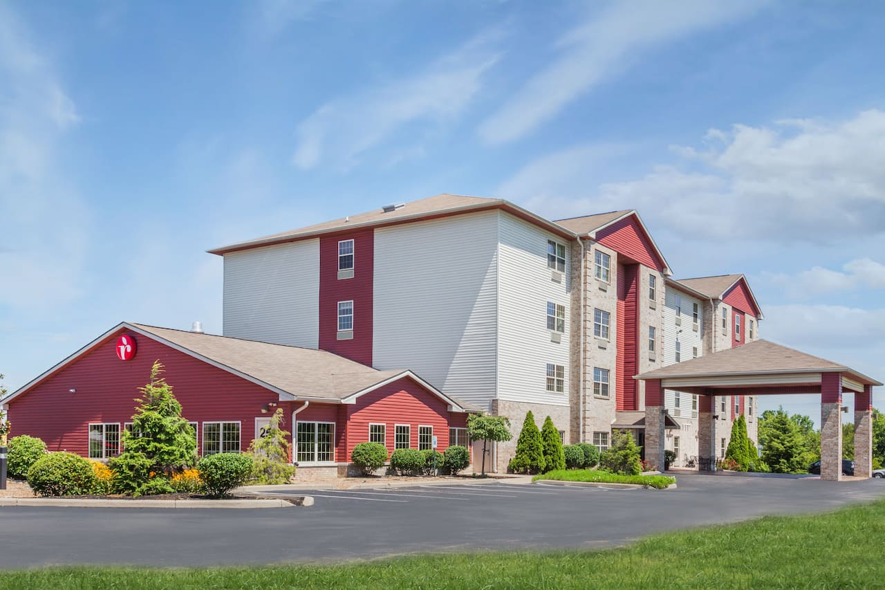 Ramada Shelbyville/Louisville East in Shelbyville, Kentucky