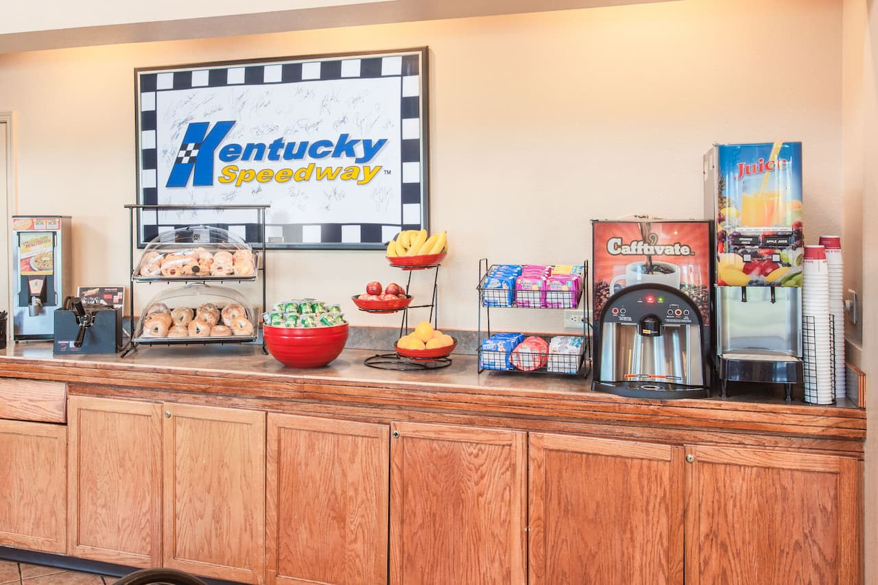 at the Ramada Sparta/At Speedway in Sparta, Kentucky