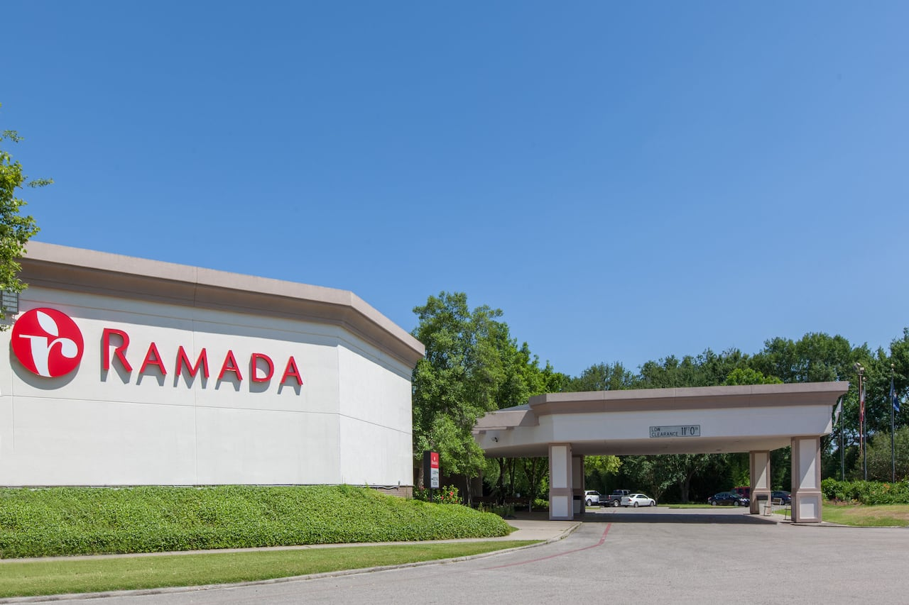 Ramada Lafayette Conference Center near Lady Cajun Park