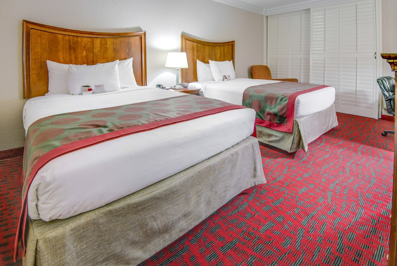 at the Ramada Metairie New Orleans Airport in Metairie, Louisiana