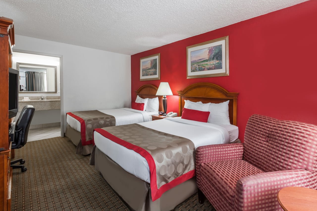 at the Ramada New Iberia in New Iberia, Louisiana