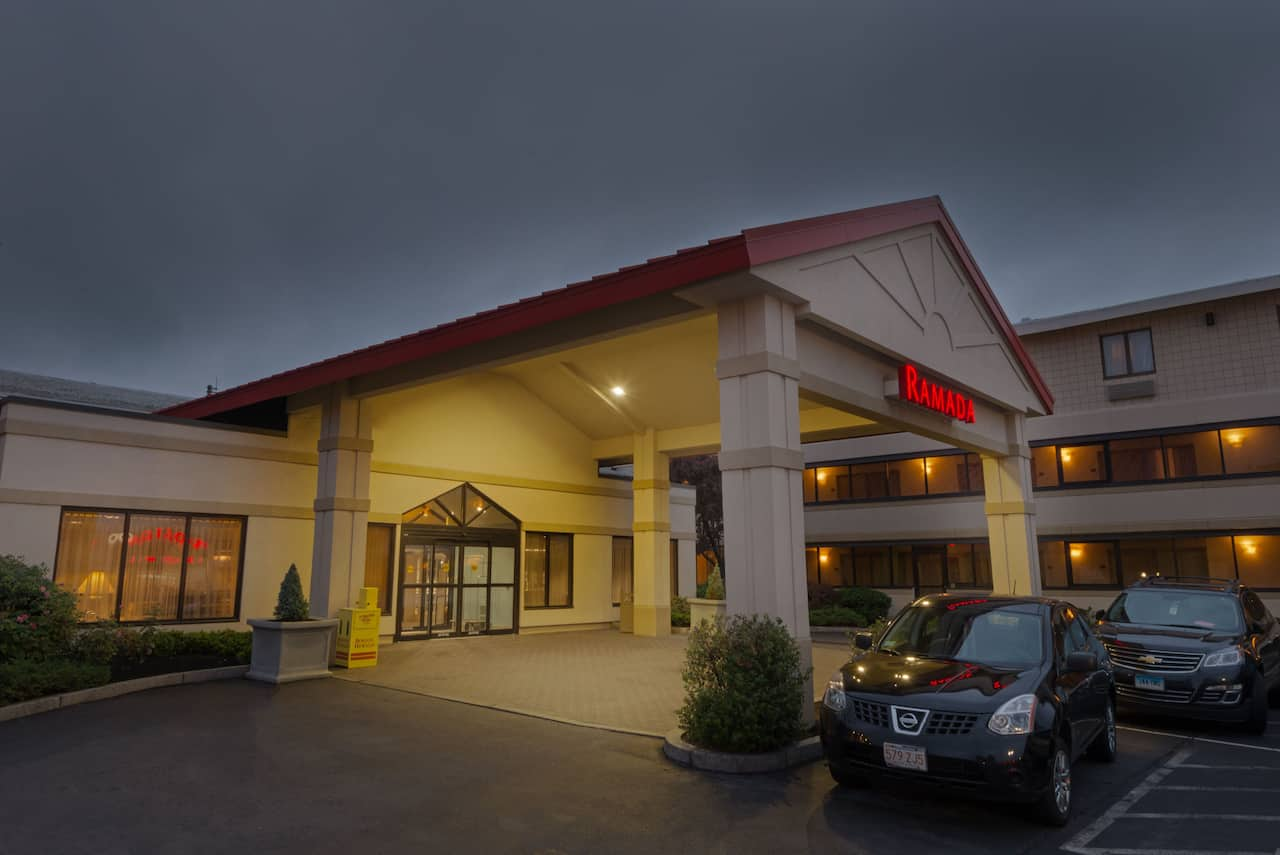 Ramada Boston in Quincy, Massachusetts