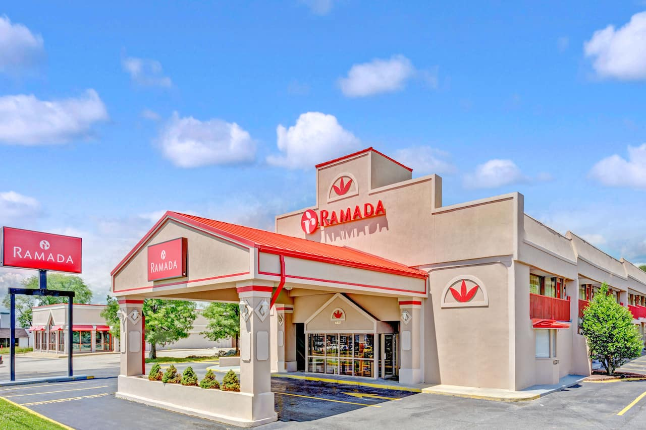 Ramada Baltimore West in Pikesville, Maryland