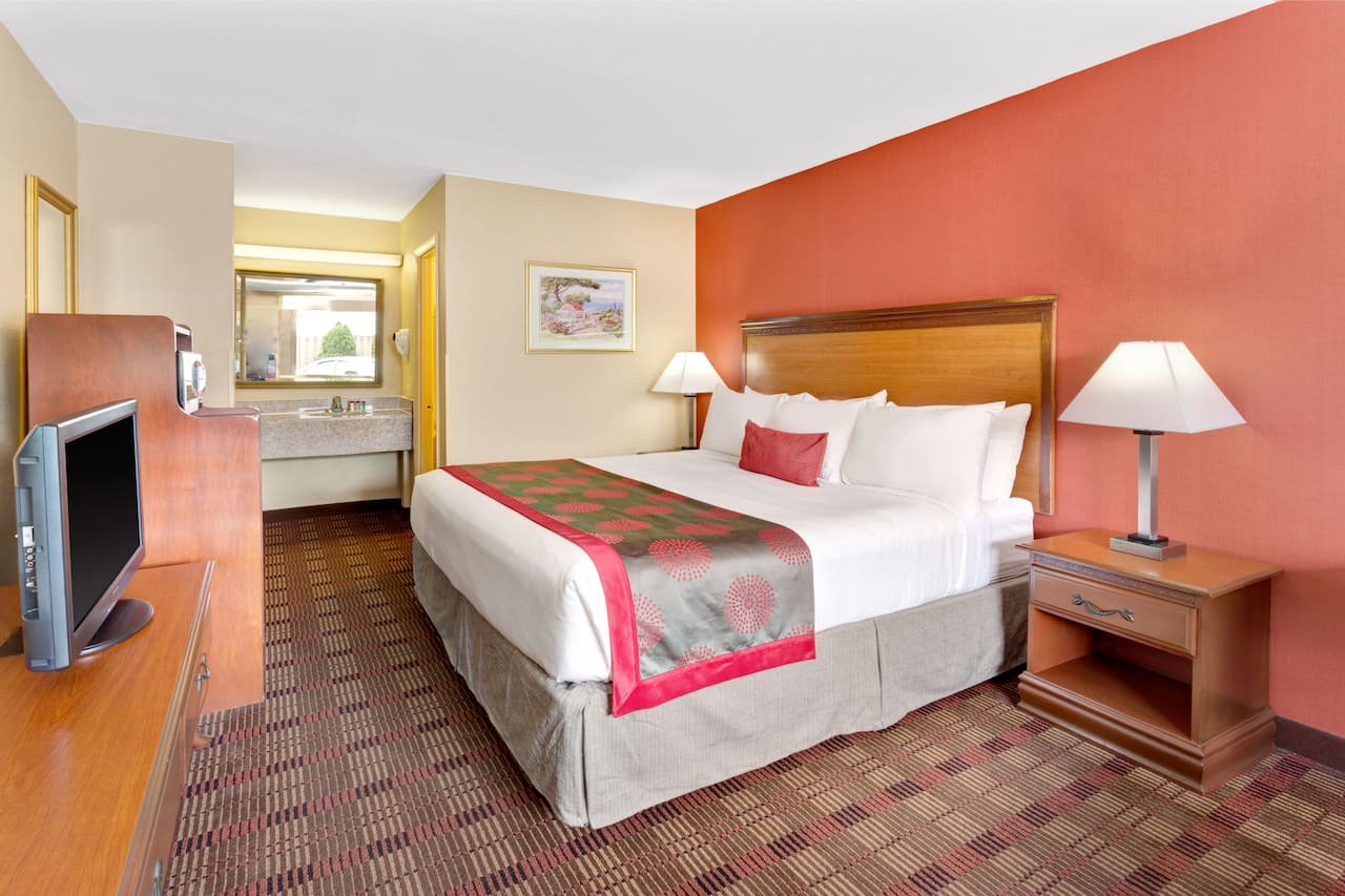at the Ramada Baltimore West in Baltimore, Maryland
