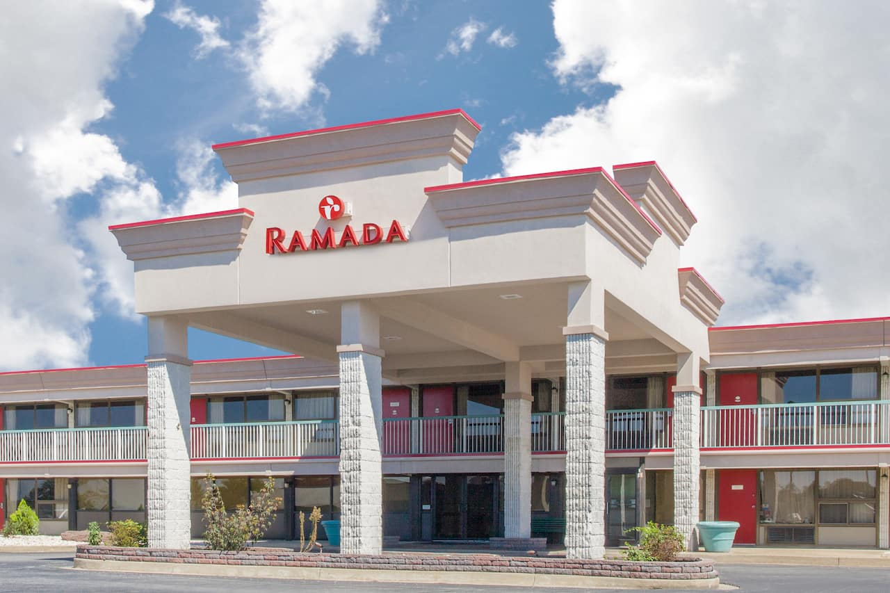 Ramada Edgewood Hotel and Conference Center in Owings Mills, Maryland