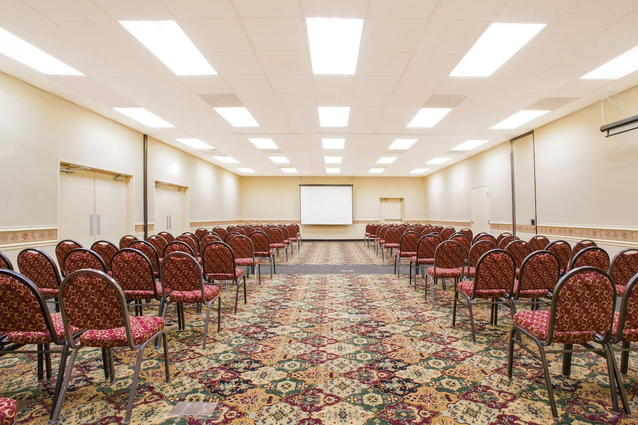 at the Ramada Edgewood Hotel and Conference Center in Edgewood, Maryland