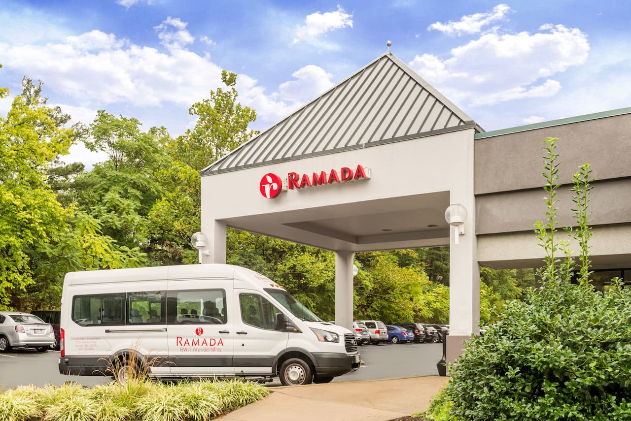 Ramada BWI Airport/Arundel Mills in Cheverly, Maryland