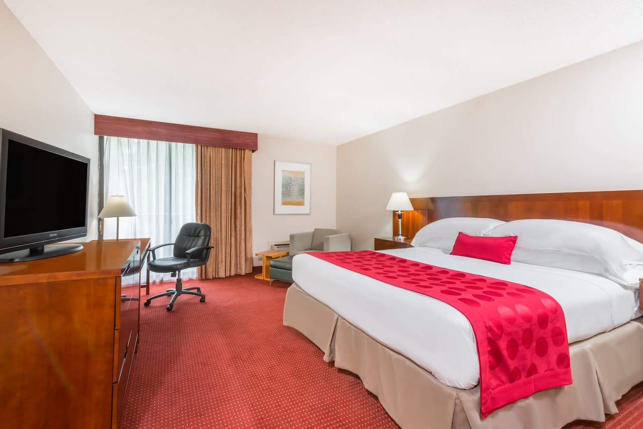 at the Ramada BWI Airport/Arundel Mills in Hanover, Maryland