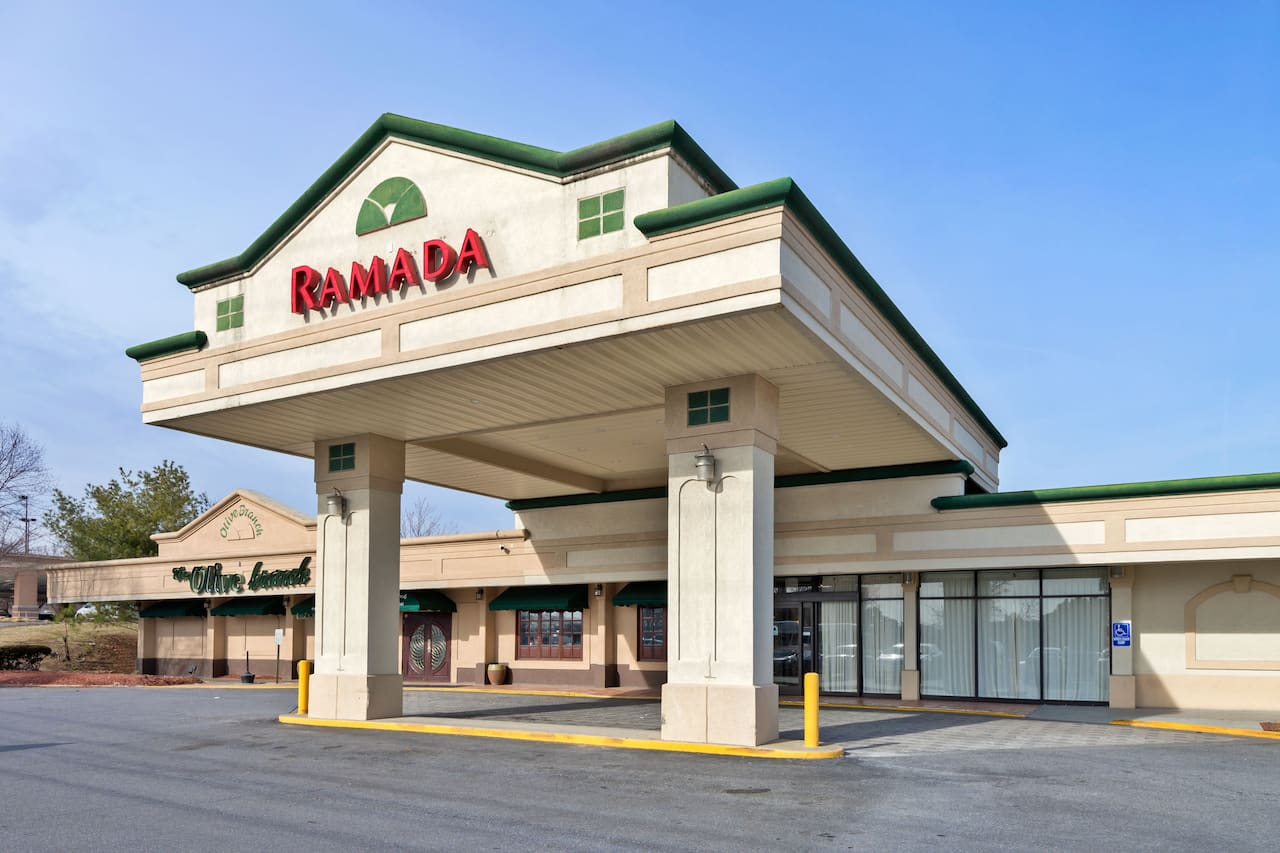 Ramada Pikesville/Baltimore North near Geppi S Entertainment Museum