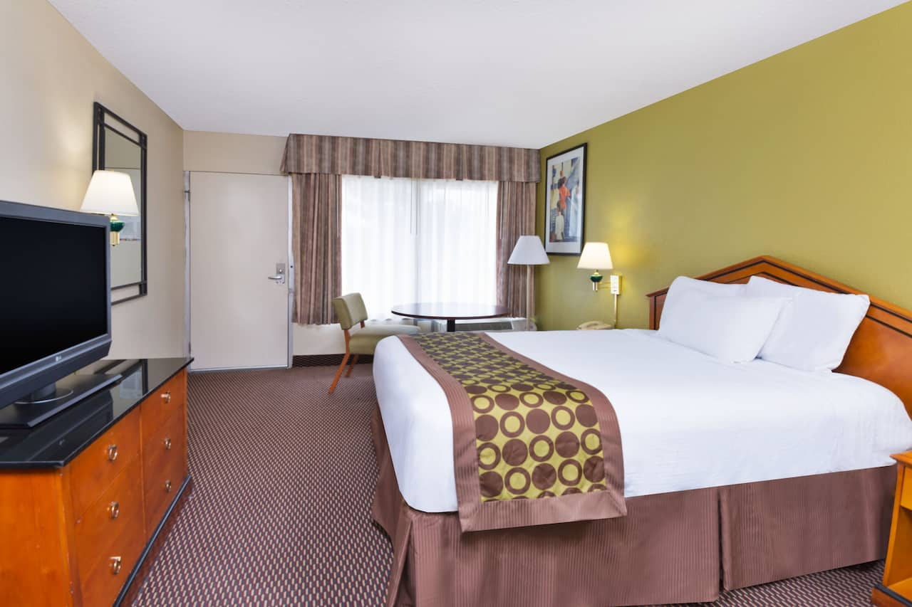 at the Ramada Pikesville/Baltimore North in Pikesville, Maryland