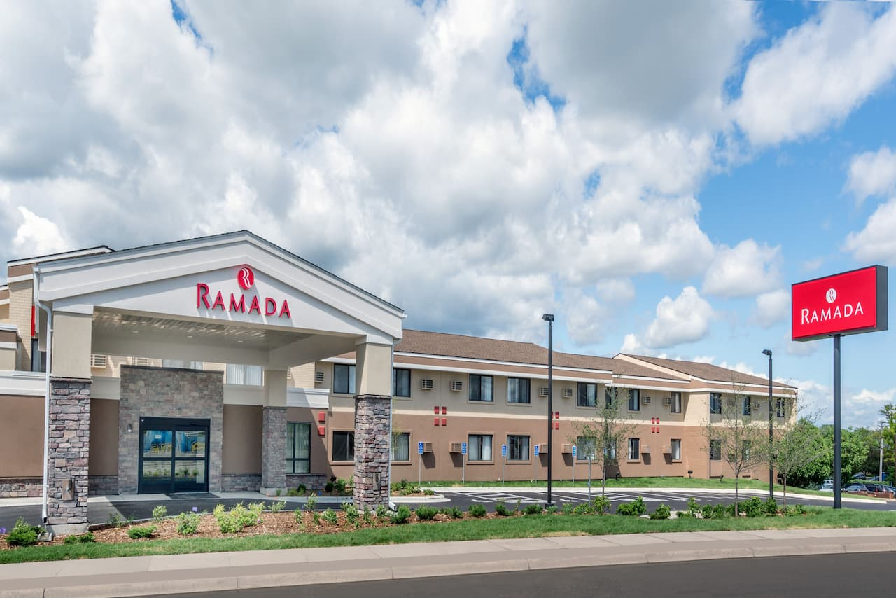 at the Ramada Minneapolis Golden Valley in Golden Valley, Minnesota