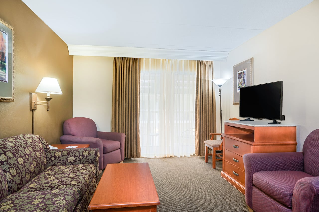 at the Ramada Plymouth Hotel and Conference Center in Plymouth, Minnesota