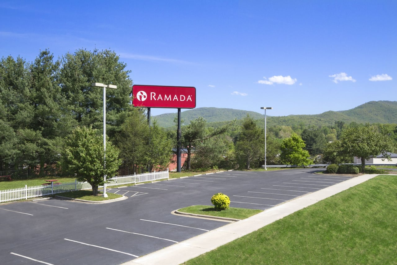 Ramada Asheville Southeast near The Grey Eagle