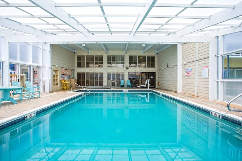 Pool At The Ramada Plaza Nags Head Oceanfront In Kill Devil Hills North Carolina