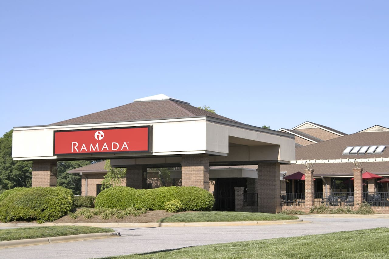 Ramada Raleigh in  Chapel Hill,  North Carolina