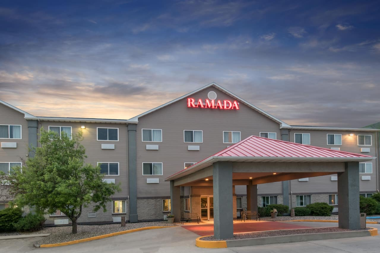at the Ramada Limited Bismarck Northeast in Bismarck, North Dakota