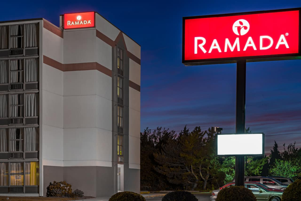 Ramada West Atlantic City in Linwood, New Jersey