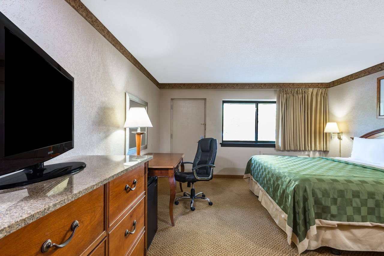 at the Ramada West Atlantic City in Atlantic City West, New Jersey