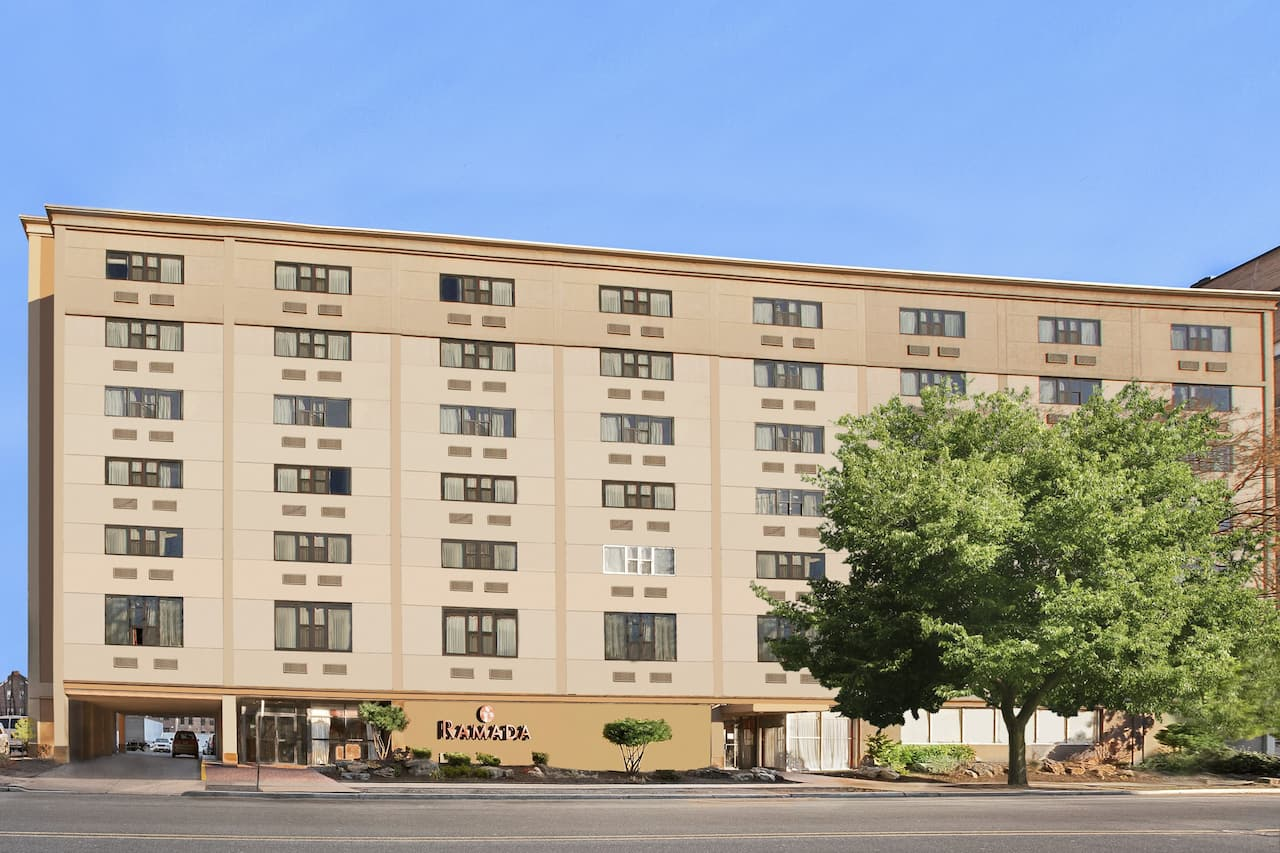 Ramada East Orange in Parsippany-Troy Hills, New Jersey