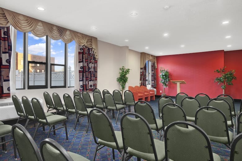 Meeting Room At Ramada By Wyndham East Orange In New Jersey