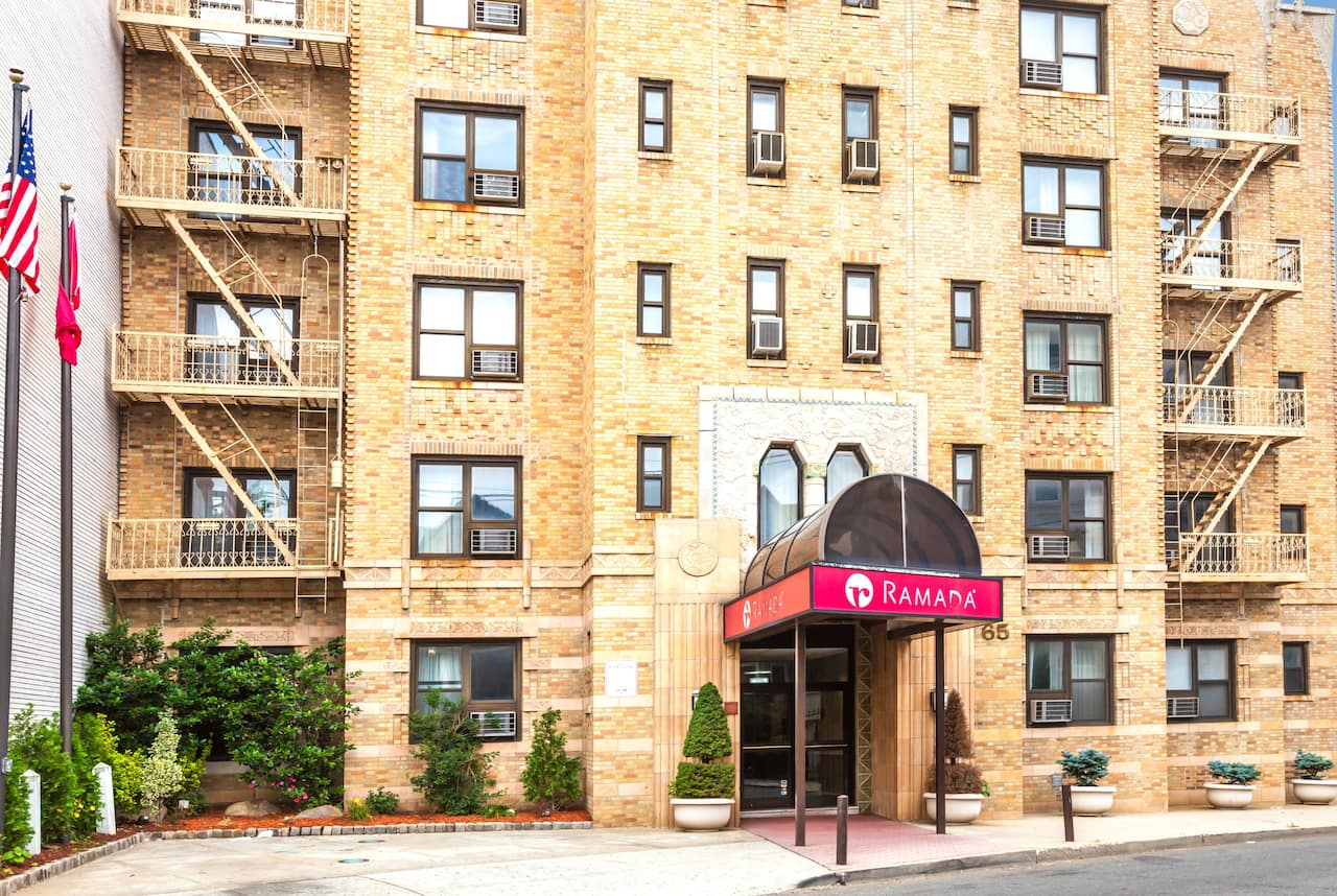 Ramada Jersey City near Best Western Robert Treat Hotel