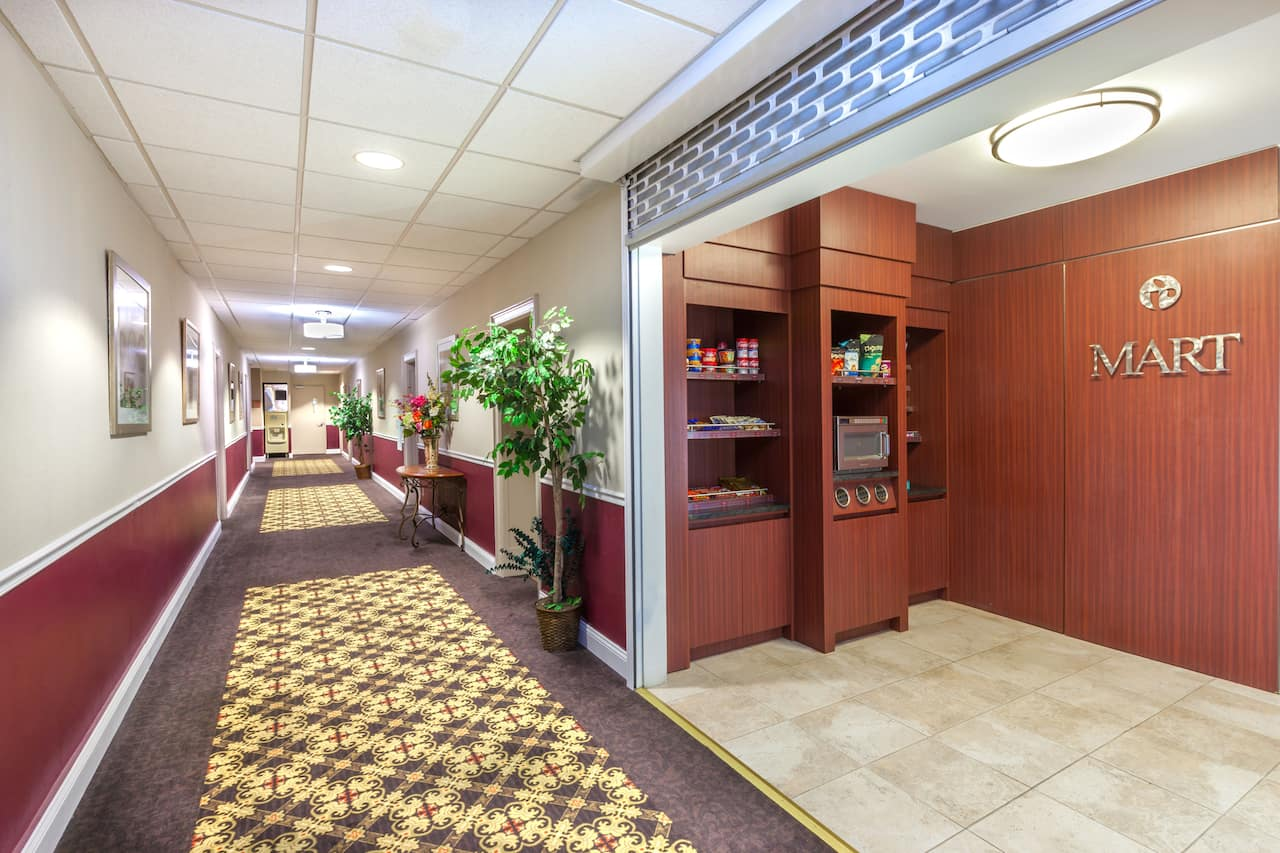 at the Ramada Jersey City in Jersey City, New Jersey