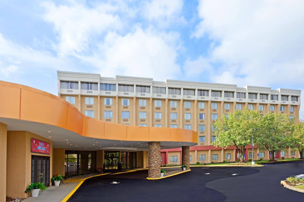 Ramada Plaza Conference Center Cranbury South Brunswick in Hamilton Township, New Jersey