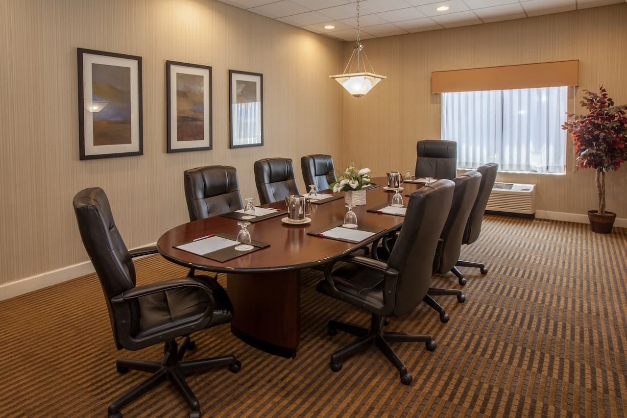at the Ramada Plaza Conference Center Cranbury South Brunswick in Monroe Township, New Jersey