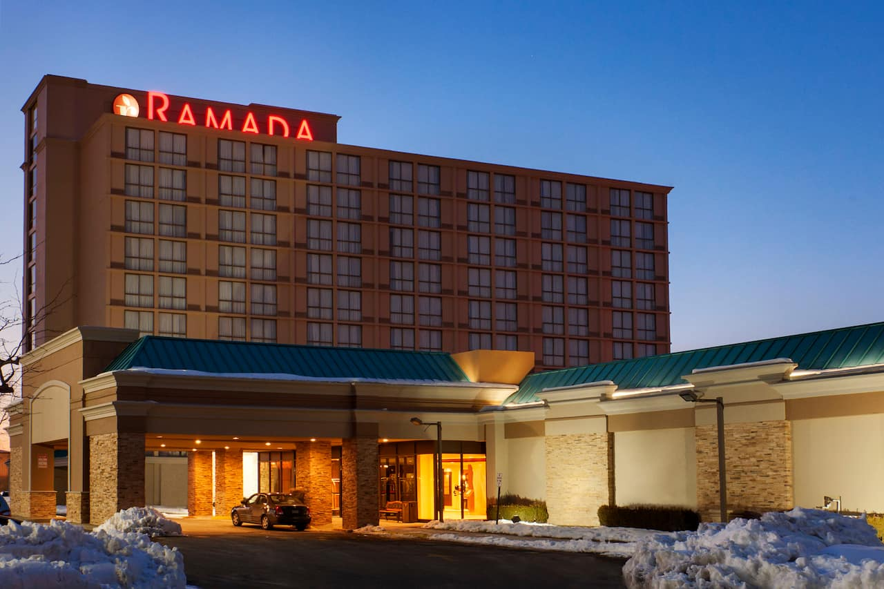 Ramada Plaza Newark Liberty International Airport in Parsippany, New Jersey
