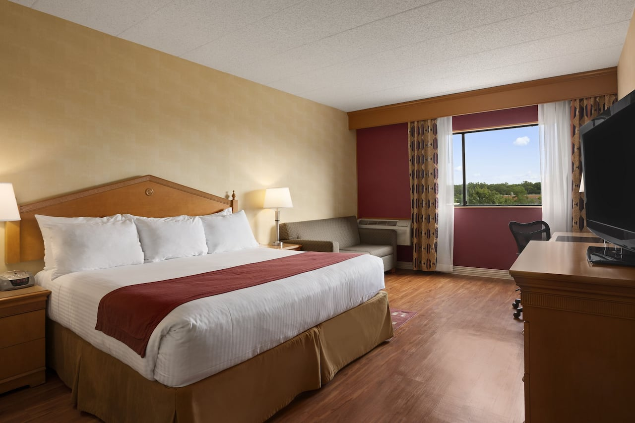at the Ramada Toms River in Toms River, New Jersey
